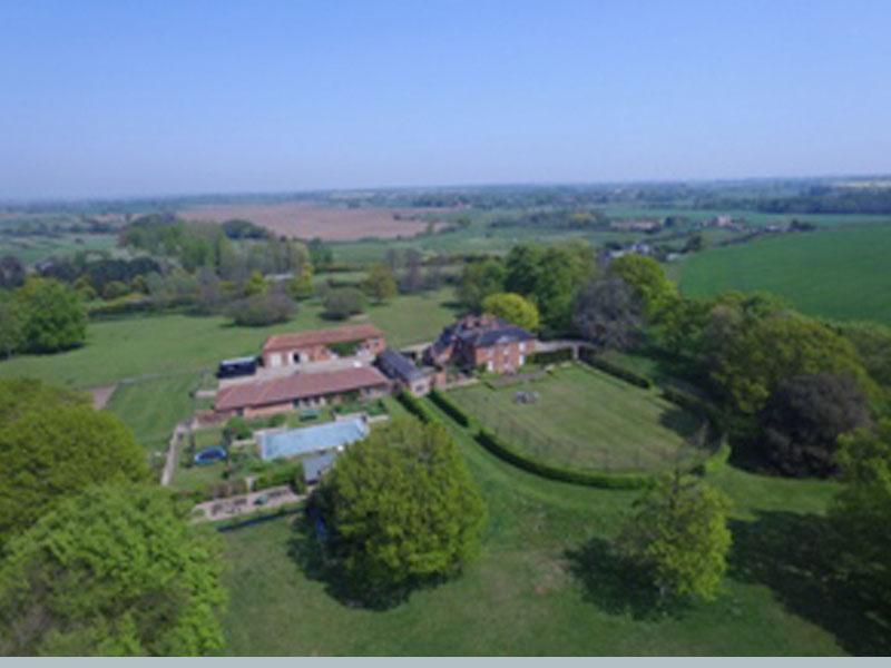 Henstead Pavilion Suffolk